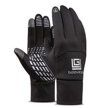 Waterproof Gloves Anti Slip Thermal Warm Touchscreen Glove Breathable Winter Men Women Cycling Full Finger Ski