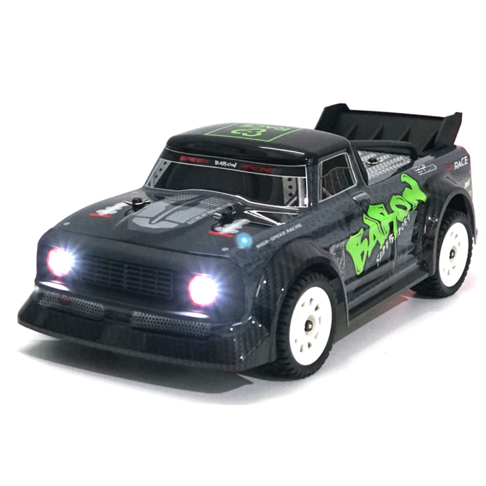 SG 1603 RTR RC Car 1:16 2.4Ghz 4WD 30km/h with LED Light Drift On-Road Remote Proportional Control Vehicles Model Toys for Kids