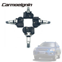 4 Uds de Monitor de presión Sensor de sistema para Kia Cadenza k7 17 18 Sportage/NIRO 17 19 SORENTO 18 19 52933D9100 52933 D9100 Sistemas de control de presión de neumáticos     -