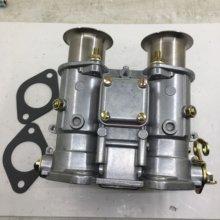 Carburador duplo carburador carb 40 dcoe para fajs empi solex weber 40mm twin choke 19550.174 4 cyl 6 cyl para motores vw v8
