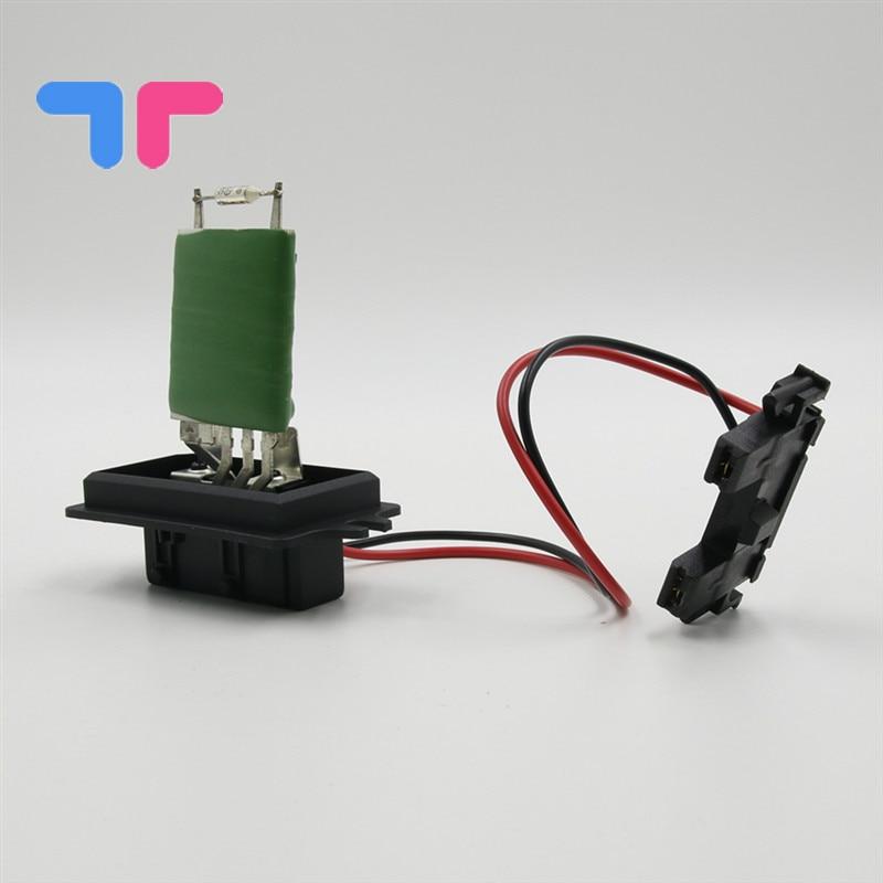 Высокое качество Новый 7701050736 для Renault Clio MK II Thalia MK I и II вентилятора отопителя, резистор мотора