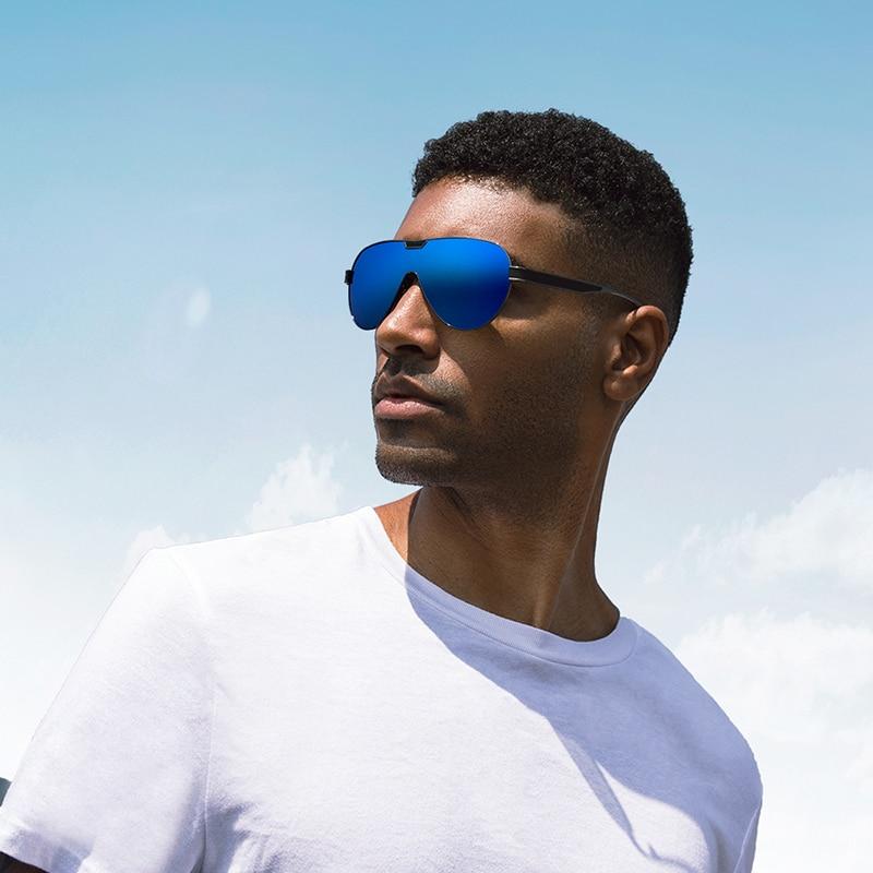 BARCUR Driving Polarized Sunglasses Men Brand Designer Sun glasses for Men Sports Eyewear lunette de soleil homme 2