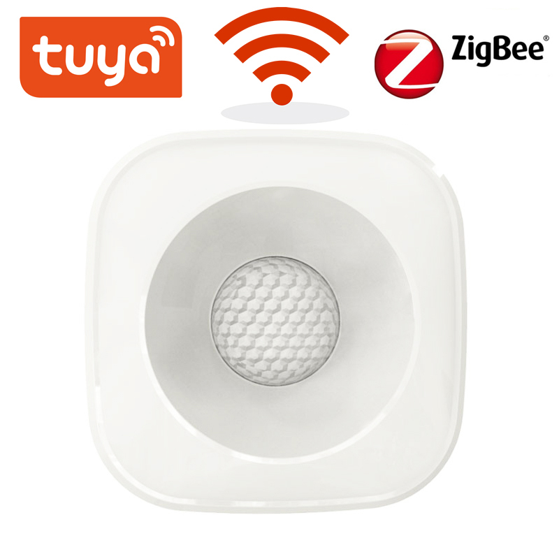 Burglar-Alarm-Sensor Motion-Sensor Infrared Detector Tuya Security PIR Smart-Life Zigbee/wifi