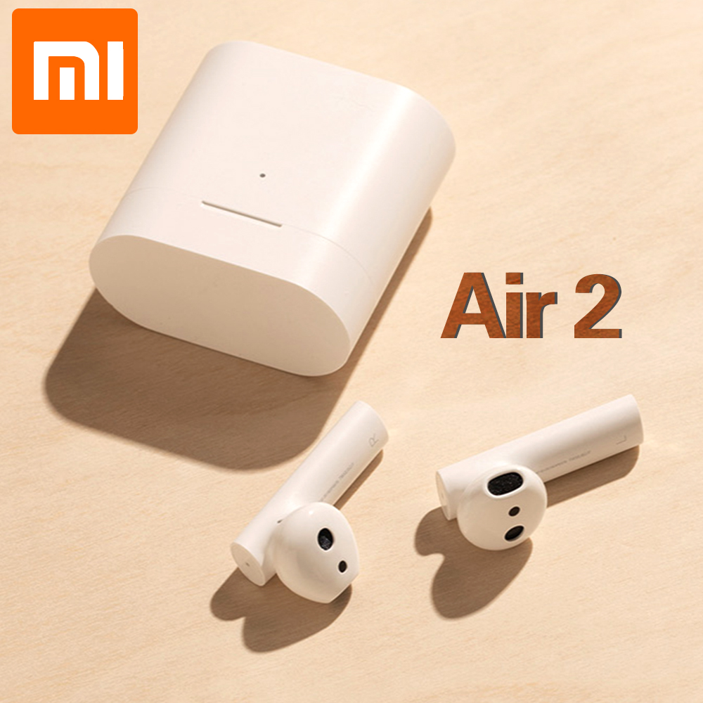 Original Xiaomi Airdots Pro 2 Mi True Wireless Earphone Tws Mi True Earbuds Air 2 Wireless Stereo Control With Mic Handsfree Aliexpress