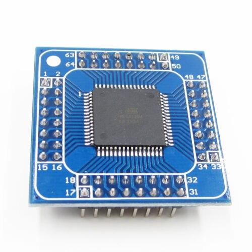 ATMEGA128A Core Board ATMEGA128 Adapter Board AVR Microcontroller Adapter Board