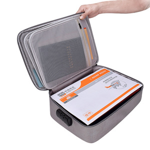 Унисекс отделочная сумка для хранения документов многослойная Сумка для хранения документов многофункциональная сумка для хранения докум...