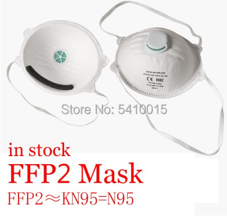 1pce Dust-proof FFP1 FFP2 FFP3 N95 Respirator, PM2.5 Child Disposable Respirator, Adult Filter Respirator