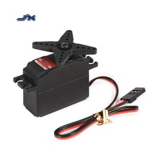 JX PDI-2504MG 4.8V-6V 4KG Metal Gear Digital Core Servo for RC 450 500 Helicopter Fixed-wing Airplane Parts