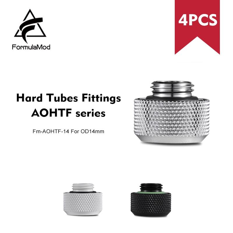 Anti-Off Type Hard Tube Fitting Formulamod Non-Slip Silicone G1/4
