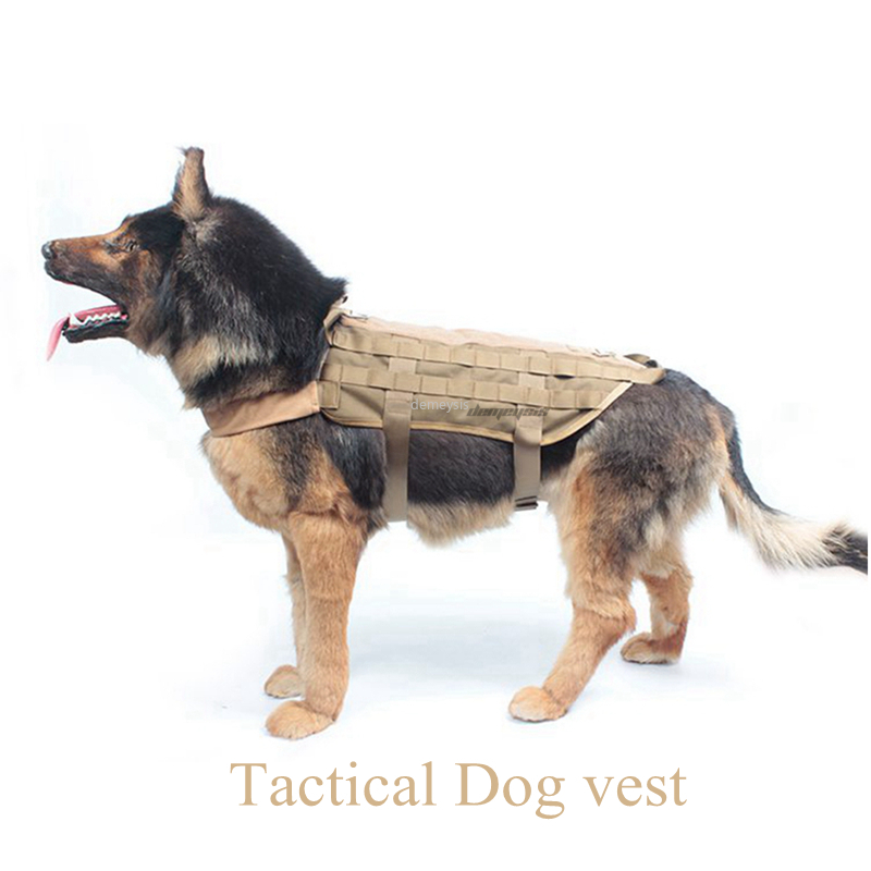 special forces dog harness