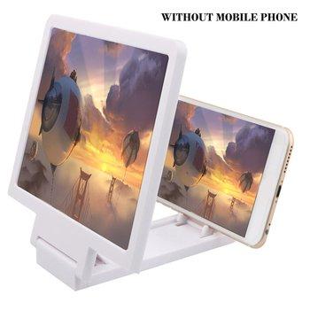 Anti-radiation 3D mobile phone screen magnifier Anti vision fatigue anti UV anti vision drop anti radiation недорого