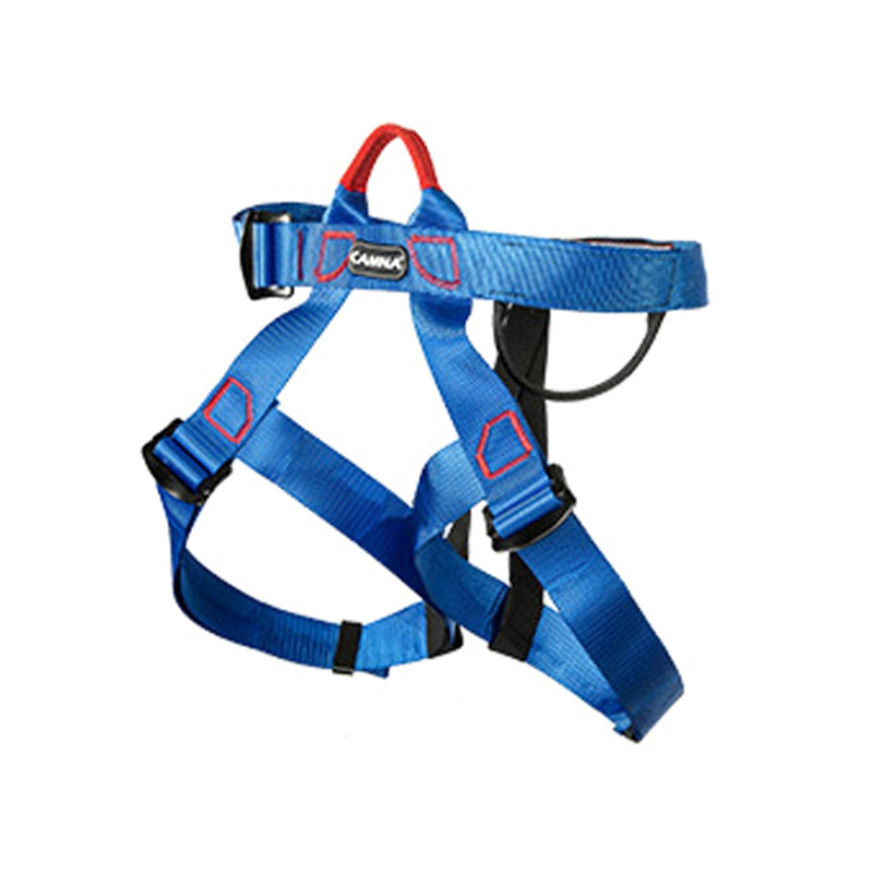 Climbing Harness Safety Belt Adjustable Wear Resistance Durable Waist Support Belts Survival Equipments