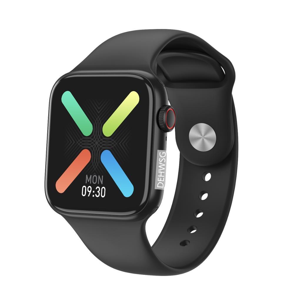 2020 Smart Watch Women Men W66 Smartwatch Fitness Tracker Bracelet Heart Rate Monitor Bluetooth Call PK Q99 W55