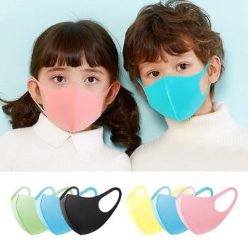 3pcs Kids Boys Girl Face-mack Activated Carbon Face Maskswashable And Reusable Maske mascarilla Facemask mascarillas Outdoor