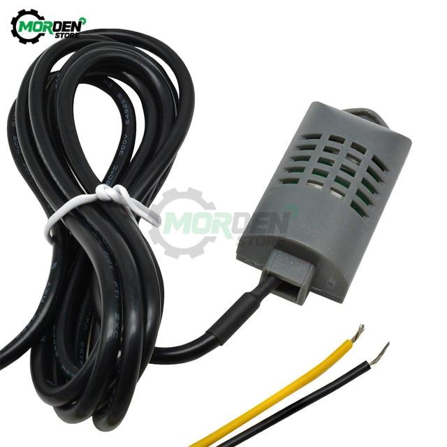 XH-W3005 W3005 numérique LED contrôleur dhumidité hygromètre interrupteur de contrôle dhumidité Hygrostat SHT20 capteur dhumidité 220V 12V 24V