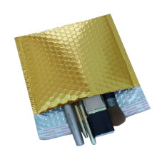 10 шт конверты из алюминиевой фольги с металлическим блеском