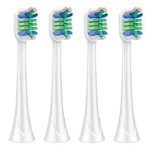 Image 5 - 8 PCS Reaplacement מברשת שיניים לפיליפס Sonicare מברשת שיניים ראשי יהלומים נקי HX6064 HX6930 HX9340 HX6950 HX6710 HX914