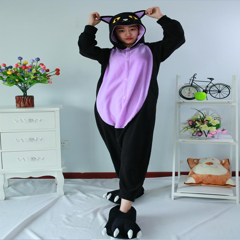 Kigurumi halloween jelmezek pizsamában Felnőttkorúak Állatok - Jelmezek