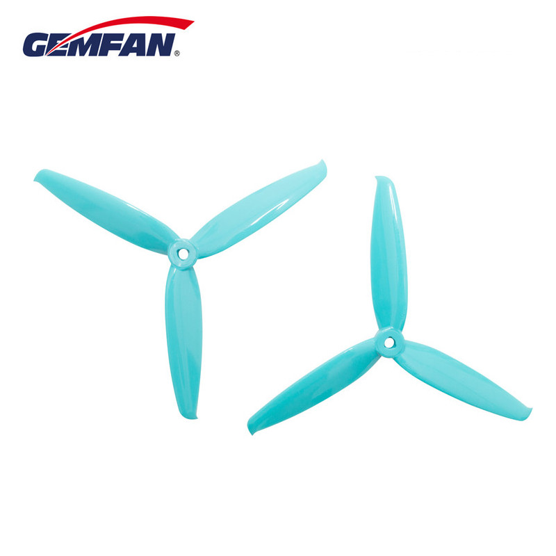 4Pair 8PCS Gemfan Flash 6042 6x4.2x3 6 Inch 3-Blade PC CW CCW FPV Racing Propeller  RC Drone FPV Racing Brushless Motor