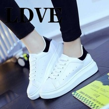 2019 Fashion White Sneakers Women Flats Canvas Shoes Vulcanize Summer Casual Zapatillas Mujer European