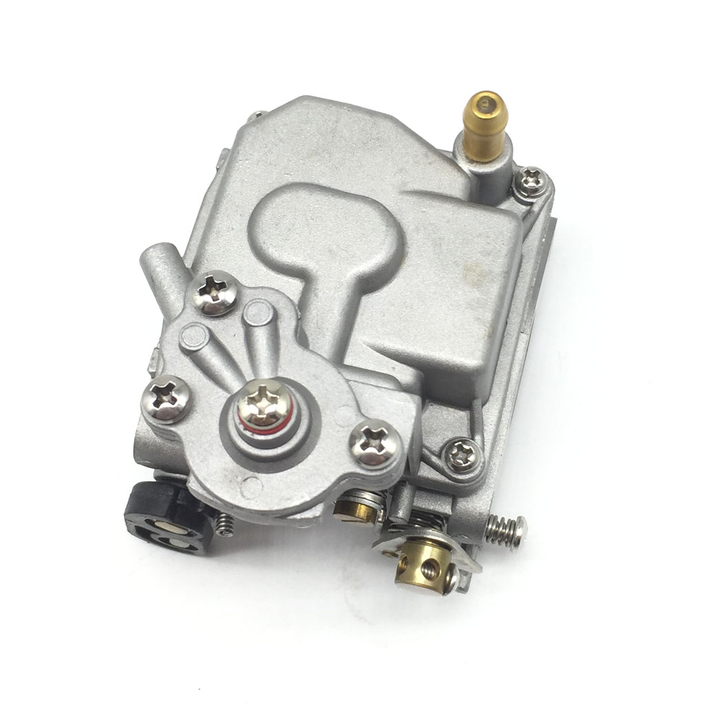 Rebuild Carburetor Assembly For 4-stroke 15hp F15 Outboard Components Portable