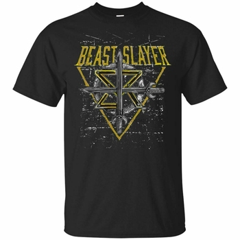 Seth Rollins Beast Slayer Authentic T-Shirt