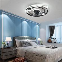 Умный потолочный вентилятор lofahs лампа с дистанционным управлением