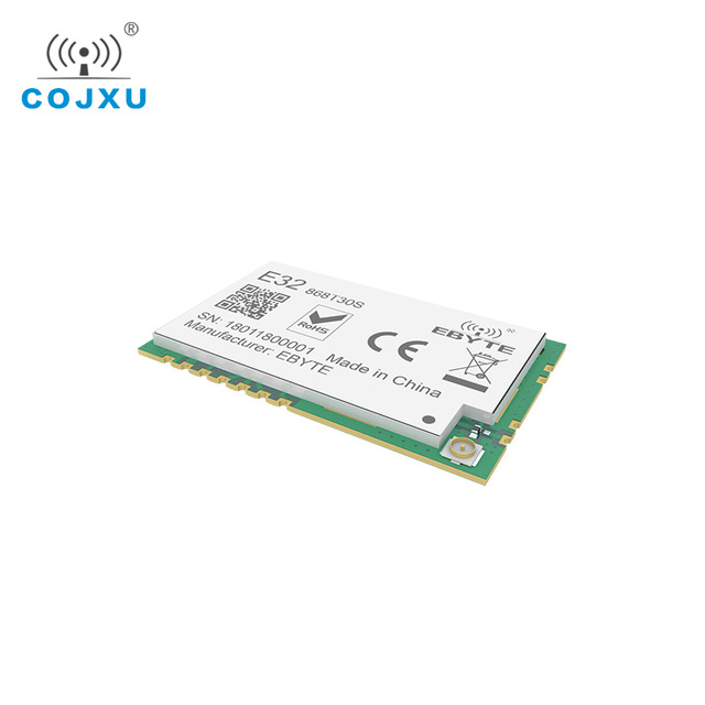 SX1276 LoRa SX1278 TCXO 868MHz 1W E32 868T30S SMD Wireless Transceiver SMD IPEX Long Range Transmitter and Receiver
