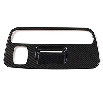 ABS Cabin Light Cover Reading Light Lamp Decorative Trim Panel Frame for Chevrolet Camaro 2016 2017 Car Styling