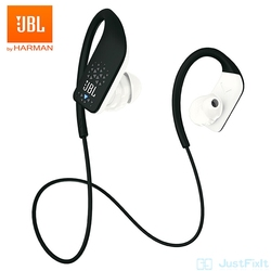 Earphone JBL Grip 500 Wireless Bluetooth Sports Headphone Headset Bass Sound Earbuds Touch Control Sweatproof Handsfree with Mic