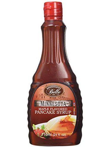 Mississippi Belle Pancake Syrup 710ml-24oz