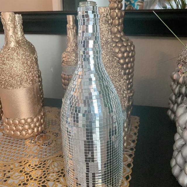 Chzimade self-adhesive glass mini