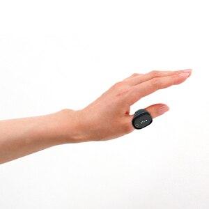 """Image 2 - שינה Oximeter קצב לב חמצן הרוויה צג עבור דום נשימה בשינה כושר עם רטט מעורר APP מחשב דו""""ח טיפול אופניים O2Ring"""