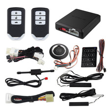 EASYGUARD CAN BUS plug and play PKE kit fit for Honda accord, CRV, civic push button start remote start passive keyless entry