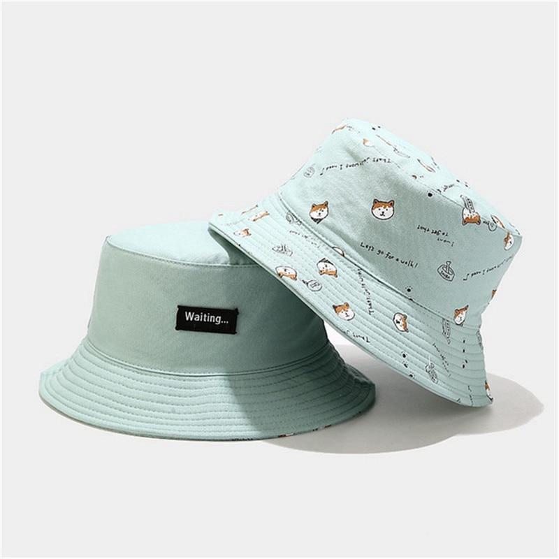 GOUTER-Double-side-Bucket-Hat-Unisex-Bucket-Cap-Cute-Shiba-Inu-Dog-Print-Yellow-Hat-Bob.jpg_640x640 (2)