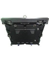 ASLLED długość 640mm odlewanego ciśnieniowo szafka aluminiowa hak do zawieszania wisząca wiązka szafka rozmiar 640x640mm wewnątrz i na zewnątrz P5 i P10