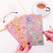 40packs/lot Fairytale World Princess For The DIY Diary Decor Stickers Bullet Journal Supplies Scrapbooking