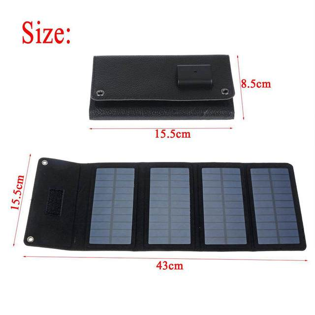 50W Solar Panel 5V USB with Car Charger + 10/20/30/50A USB Solar Cell Charger for Car RV Battery Camping Mobile Power Bank 4