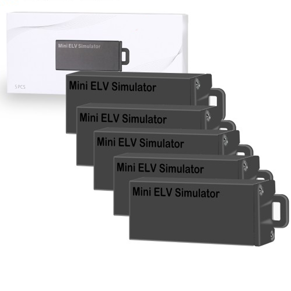 5 шт/лот xhorse vvdi mb mini elv симулятор для benz 204 207