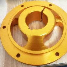 Servicio de mecanizado CNC de aluminio, anodizado a color