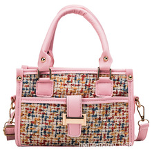 Yaphlee new brand women  totes handbag high quality lady party purse casual crossbody messenger shoulder bags