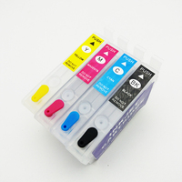 Vilaxh Refill Ink Cartridge 603XL For Epson XP-2100 XP-2105 XP-3100 XP-3105 XP-4100 XP-4105 WF-2810 WF-2830 WF-2835 WF-2850