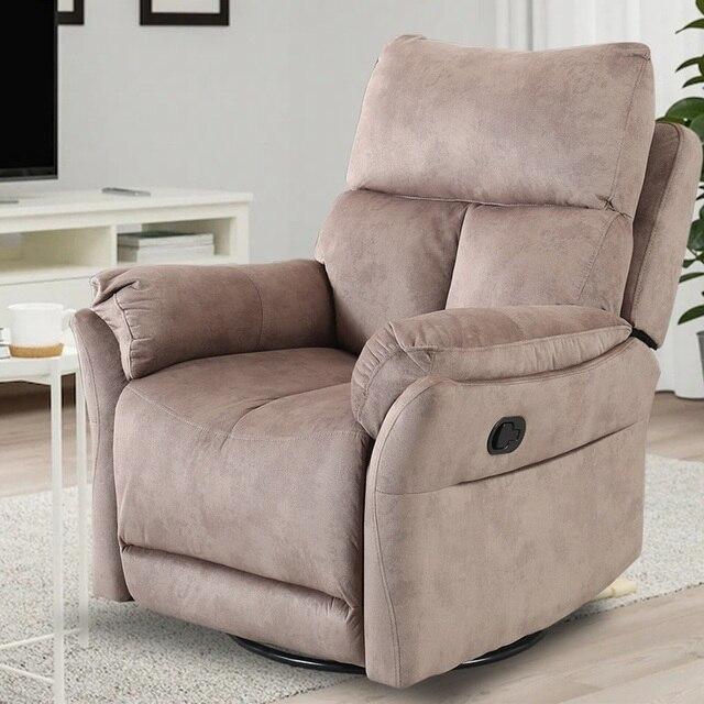 Living Room Swivel Recliner  1