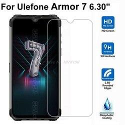 На Алиэкспресс купить стекло для смартфона 2.5d 9h tempered glass for ulefone armor 7 screen protector toughened protective film for ulefone armor 7e glass screen film