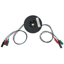 Practical Durable Accessory Wire Reel Tool Retractable Portable Test Lead Extension Car Repair Auto Multimeter Adjustable