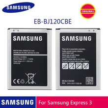 Оригинальная батарея samsung EB-BJ120CBU EB-BJ120CBE 2050 ма-ч для samsung Galaxy J1 версия J120 J120F J120A J120H J120T J120DS