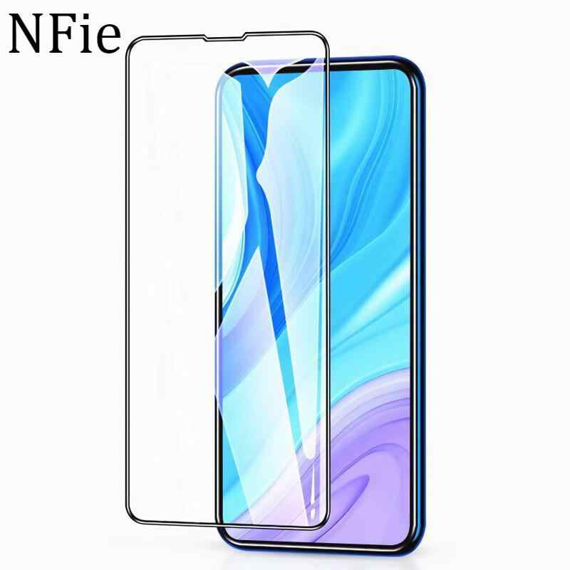 For Huawei Mate 30 Lite Nova 5i Pro 5Z Glass Full Cover Screen Protector For Huawei P Smart Z Pro 2017/2019/2020 Tempered Glass