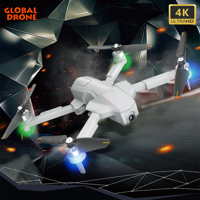 4K GPS Drone with Wifi FPV HD Camera Brushless Quadcopter For Long Flying Time 1