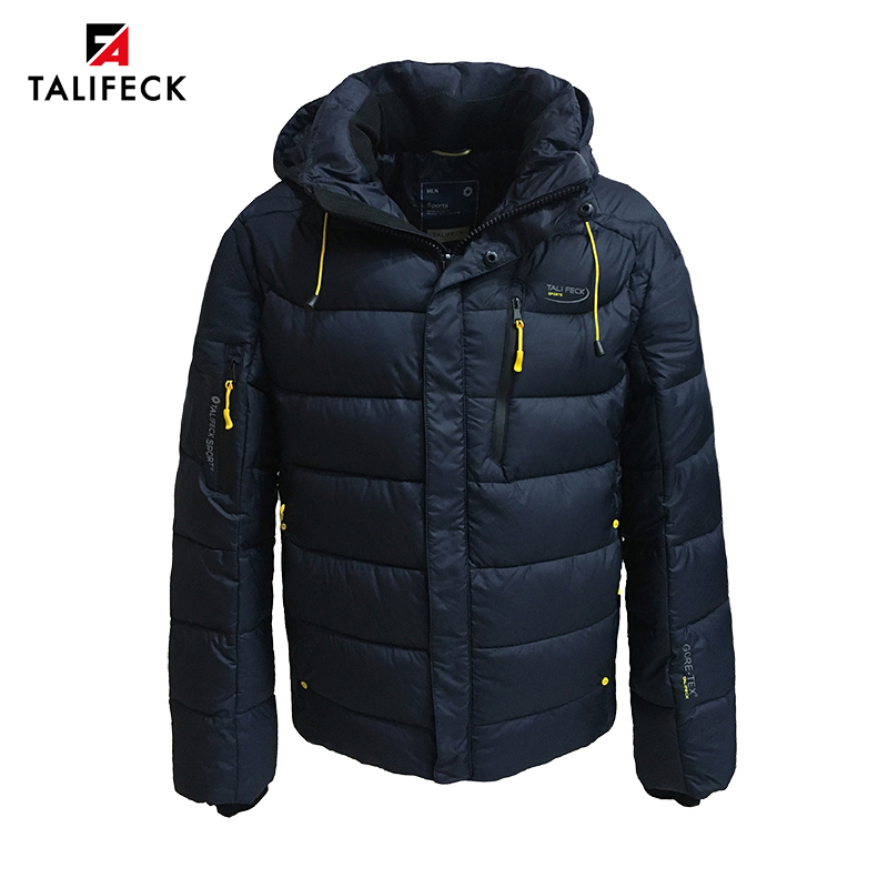 2019 New Men Winter Padded Jacket Coat Parka Homme Outwear Winter Jacket High Quality Brand Winter Jacket Mens Free Shipping