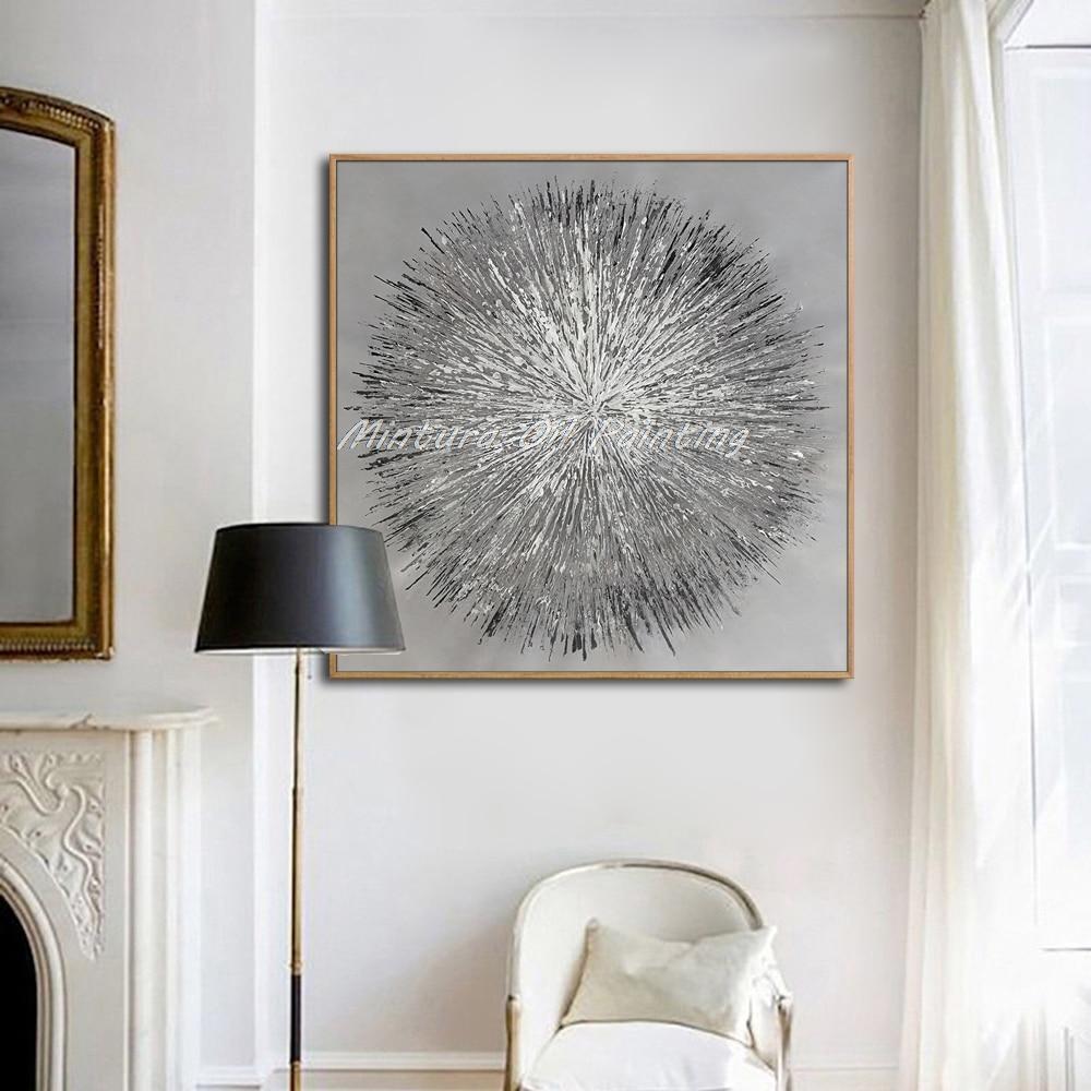 Mintura pintura para sala de estar arte